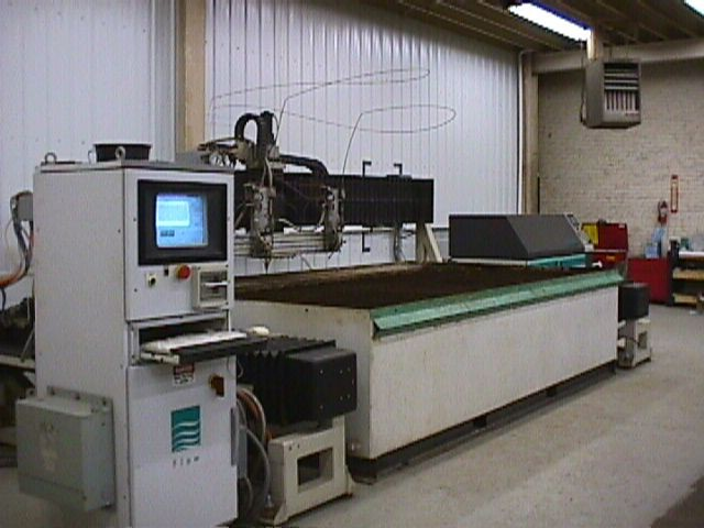 AWC Flow Waterjet